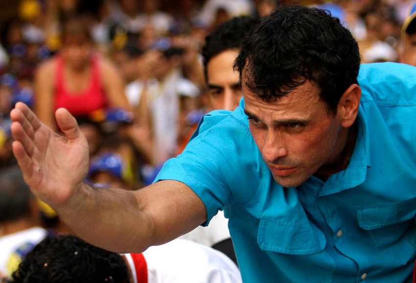 This is likely Henrique Capriles' last shot at being president of Venezuela (AP)