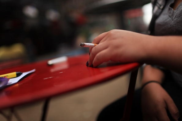 According to Kathy Drea of the American Lung Association in Illinois after the tobacco settlement in 1998, states were not given a set amount on how much money they should spend on prevention programs. (WBEZ/File)