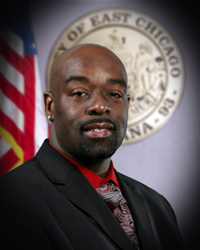 East Chicago City Councilman Robert Battle (City of East Chicago)