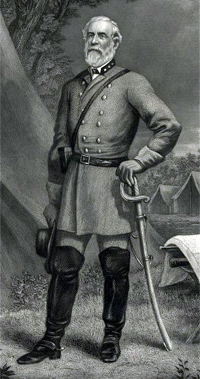 Even leaders like General Lee will stumble if they can't heed the advice of others. (Library of Congress/John C. McRae)
