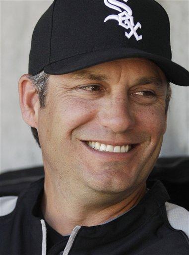 White Sox manager Robin Ventura is having a banner first season. (AP/Marcio Jose Sanchez)