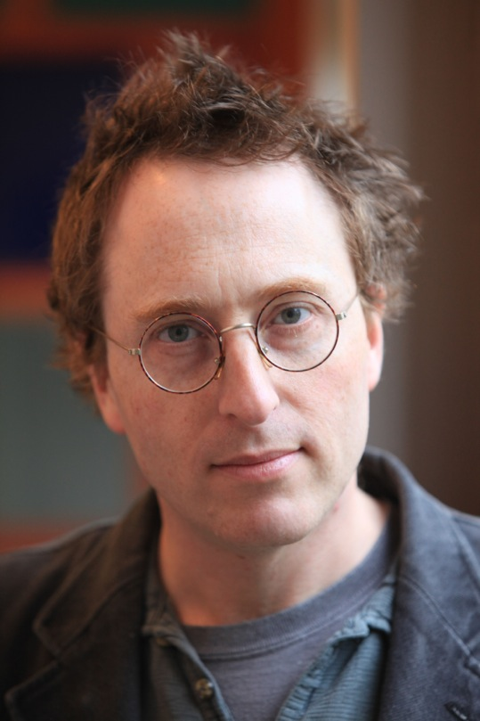 Author and filmmaker Jon Ronson (Photo courtesy of Barney Poole)