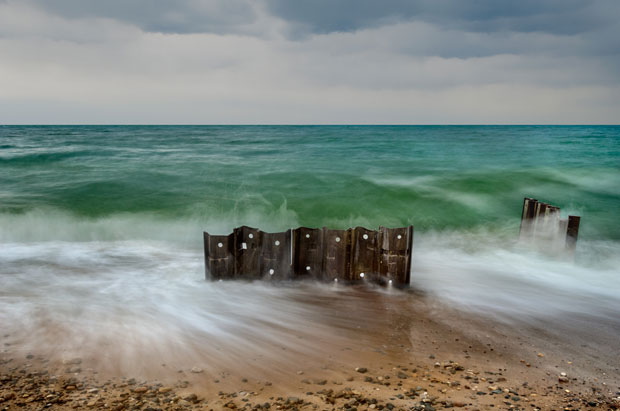 A photo of Lake Michigan from Tim Schroeder's collection (Tim Schroeder/TWS Photography)