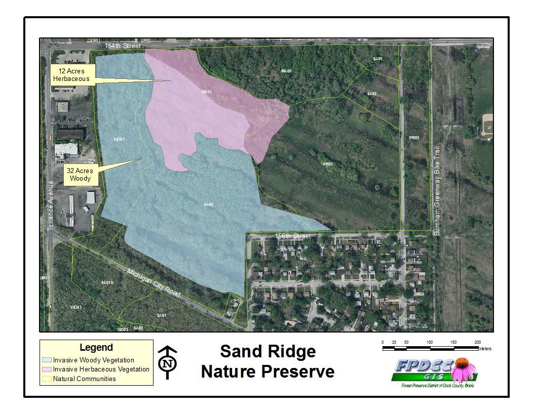 Sand Ridge Nature Preserve