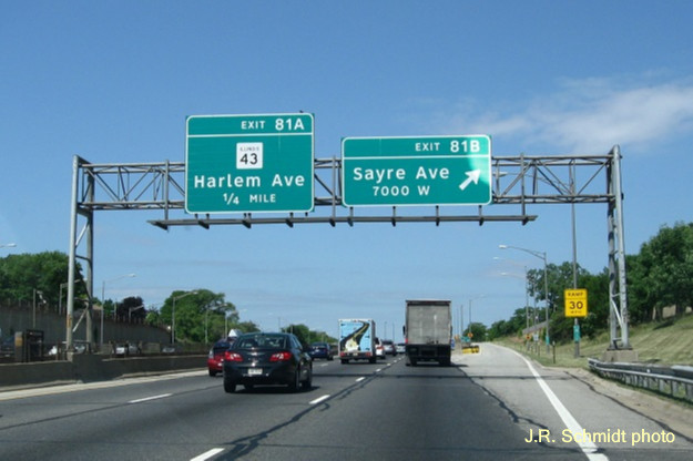Is this exit necessary?