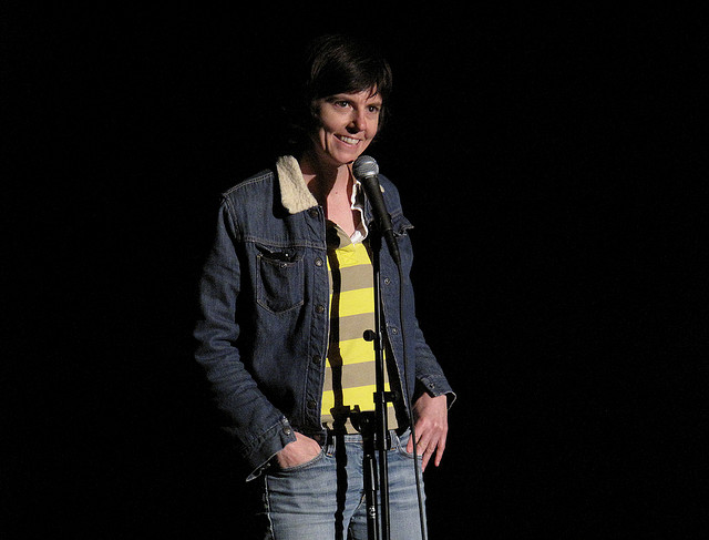 Tig Notaro (Flickr/ Scott Beale)