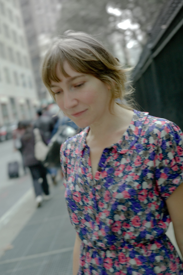 Writer Sheila Heti (Photo by Sylvia Plachy)