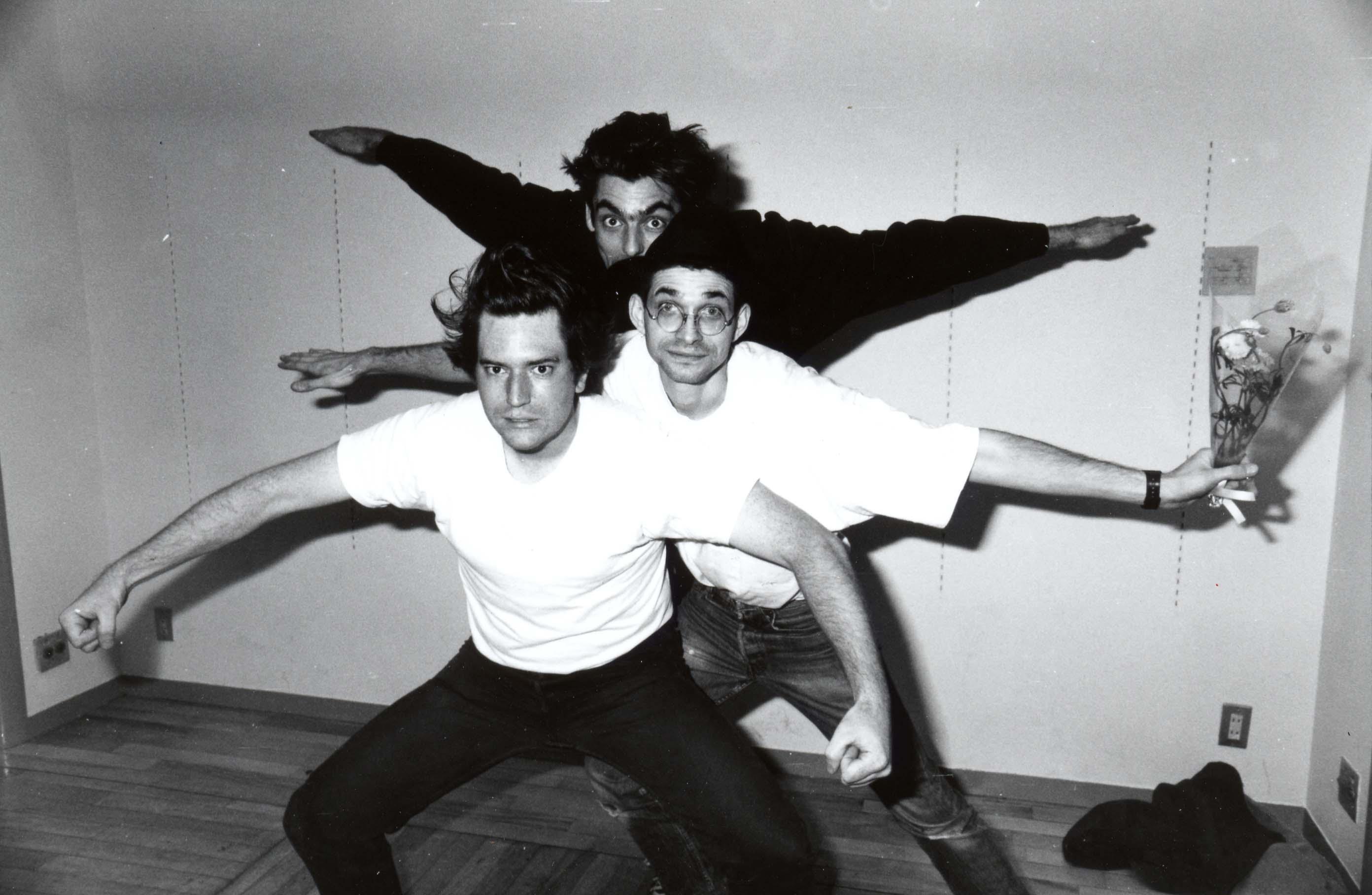 Shellac: Trainer, Albini, Weston.