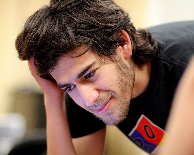 Aaron Swartz (Flickr/Sage Ross)