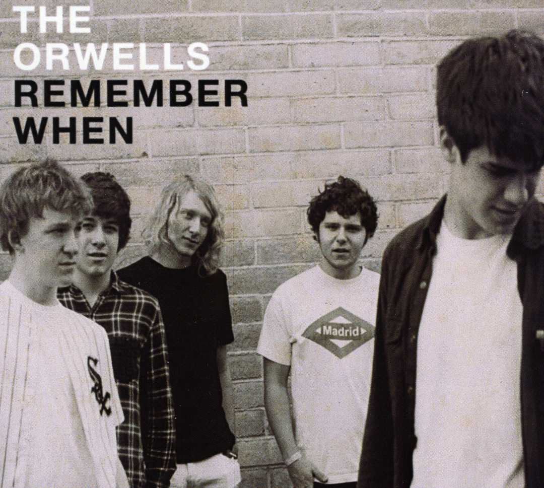 "The Orwells debut album, ""Remember When,"" was released in August 2012. They were 17 at the time. (Autumn Tone Records)"