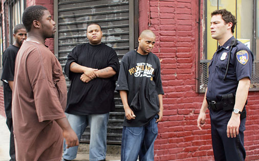 A still from the groundbreaking HBO series 'The Wire.' (The Wire/HBO)