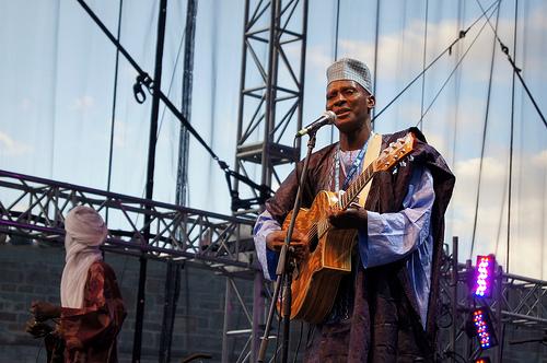 Sidi Touré (Flickr/Etolane)