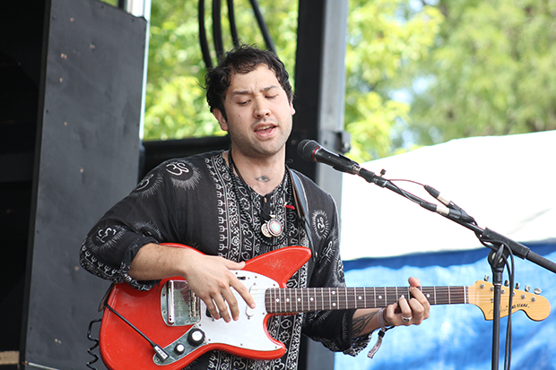 Unknown Mortal Orchestra (WBEZ/Robert Loerzel)