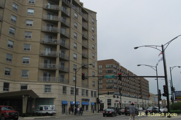 New development at Broadway and Montrose
