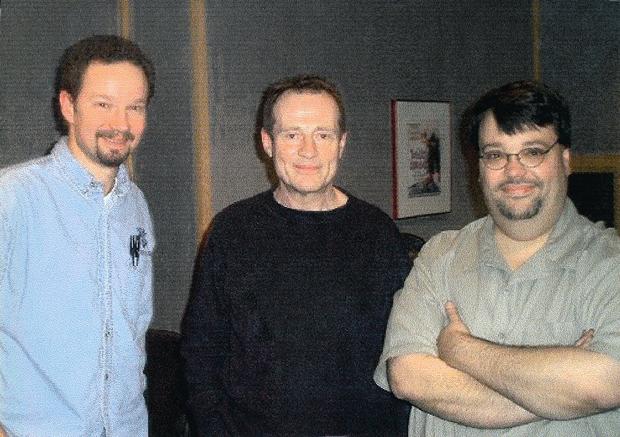 With John Paul Jones.