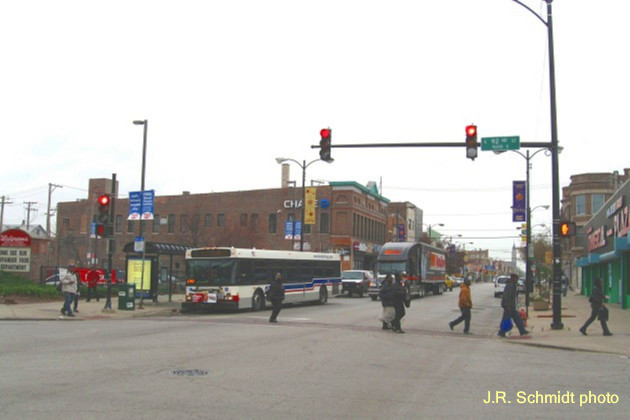 The heart of South Chicago--92nd and Commercial