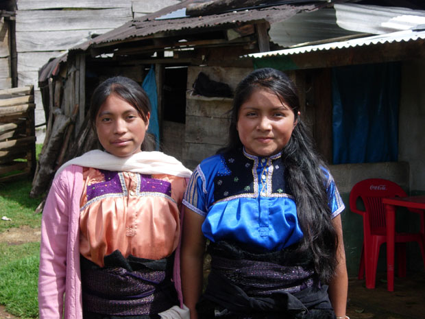 Supporters of Alternative Gifts International can give money to groups like Mujeres de Maiz Opportunity Foundation, a Mexican organization that provides educational and vocational opportunities to women in Chiapas. (Alternative Gifts International)