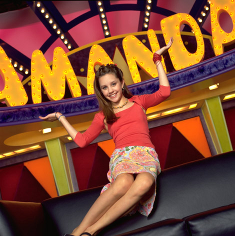 "File: Amanda Bynes starring on ""The Amanda Show"" in 2002, at age 13. (Nickelodeon)"