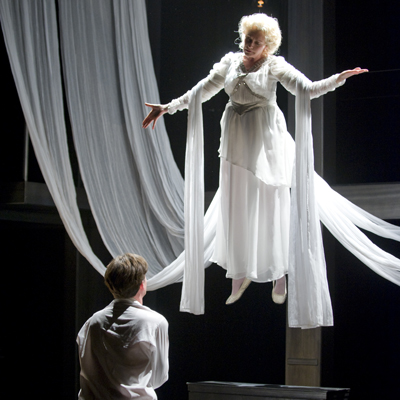 Court Theatre's 'Angels in America' (Photo by Michael Brosilow)
