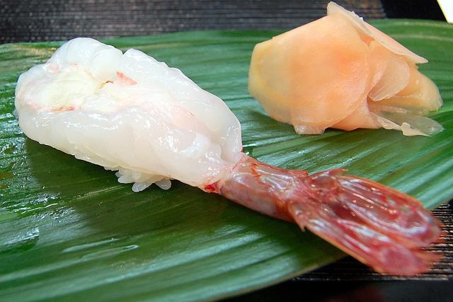 Grape Shrimp (WBEZ/Louisa Chu)