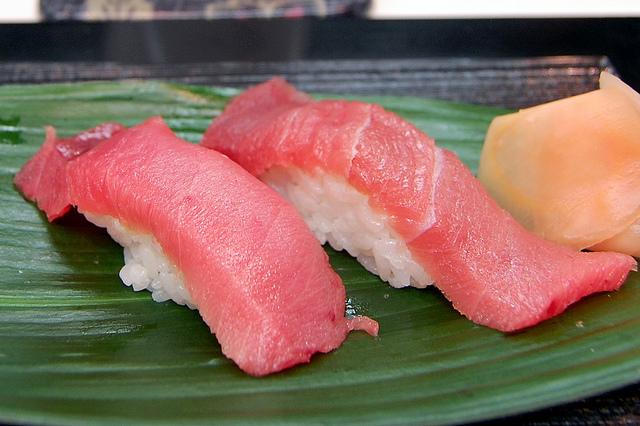 Bigeye and Bluefin Tuna (WBEZ/Louisa Chu)