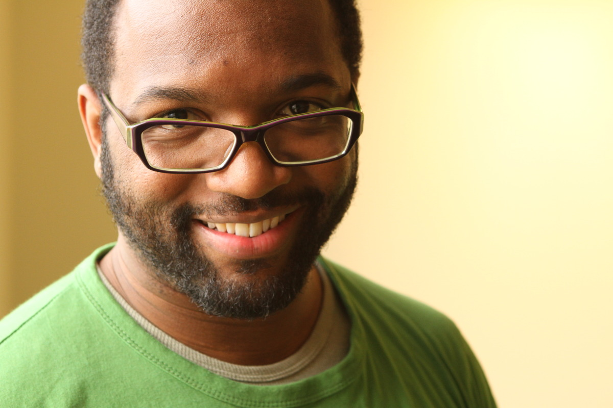 Baratunde Thurston is Director of Digital for 'The Onion.' (Alexa Lee)