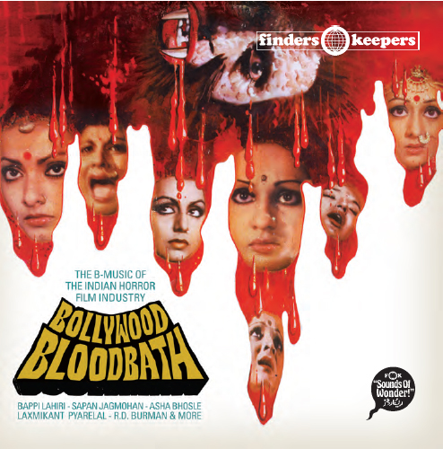 Halloween horror, Bollywood style! (image courtesy Finders Keepers)