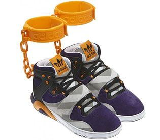 The now-defunct Adidas JM Roundhouse Mids.