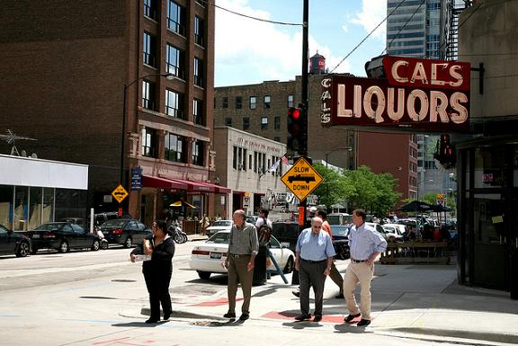Cal's Liquors, one of the alleged targets of a terrorist attempt (Photo by Vincent Desjardins via Flickr)