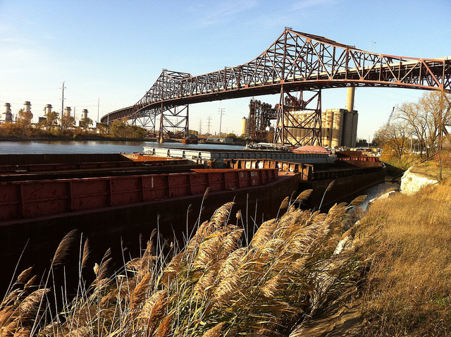In the Calumet region, Chicago's industrial and ecological histories are deeply intertwined. (virtualphotographers via Flickr)