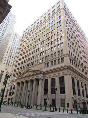 The Federal Reserve Bank of Chicago (Flickr/Chicago Crime Scenes)