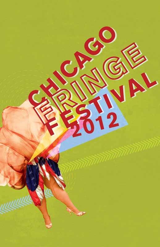 The new Chicago Fringe poster.
