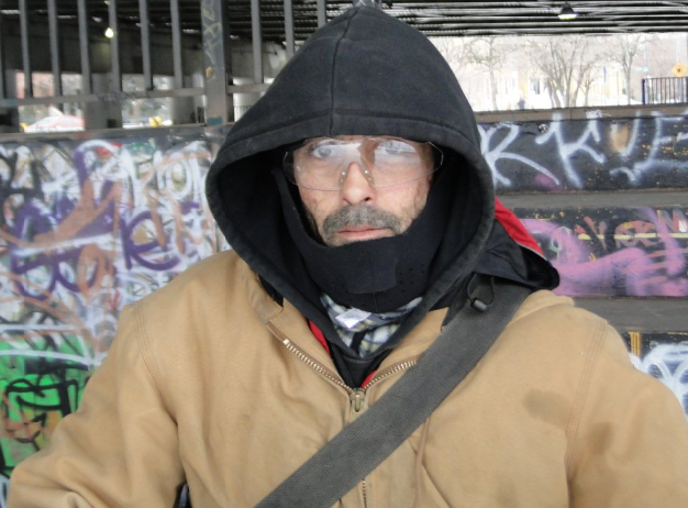 Chicagoan Ulysses Bonilla (WBEZ/Linda Paul)