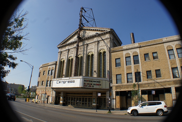File: Congress Theater. (Flickr/Gary Eckstein)