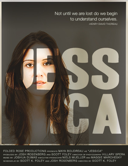 Poster for the Chicago indie film 'Jessica.' (Jessica/Folded Rose Productions)