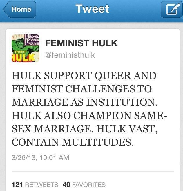 (Feminist Hulk/Twitter)