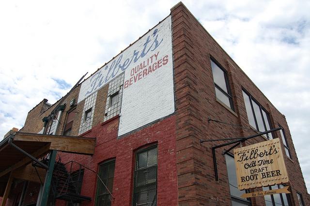 Filbert's Root Beer Company (WBEZ/Louisa Chu)