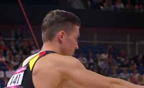 Don't German team member Marcel Nguyen and Philipp David Boy look alike?