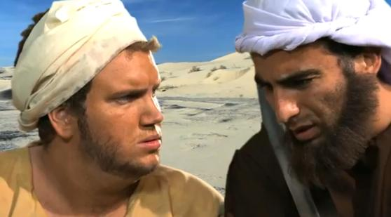 A still from the controversial film 'Innocence of Muslims' (Video still/YouTube)