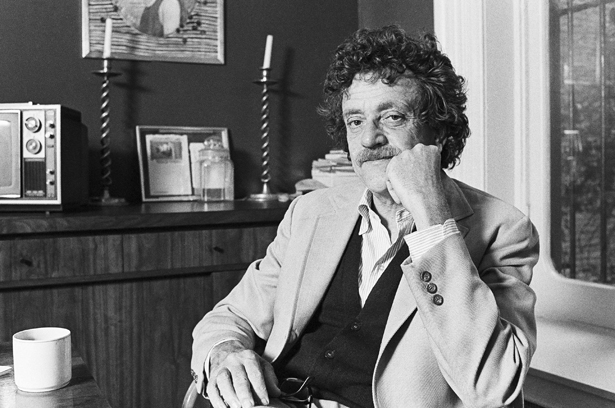 Kurt Vonnegut in 1979. (AP Photo/File)