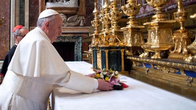 (L'Observatore Romano/AP)