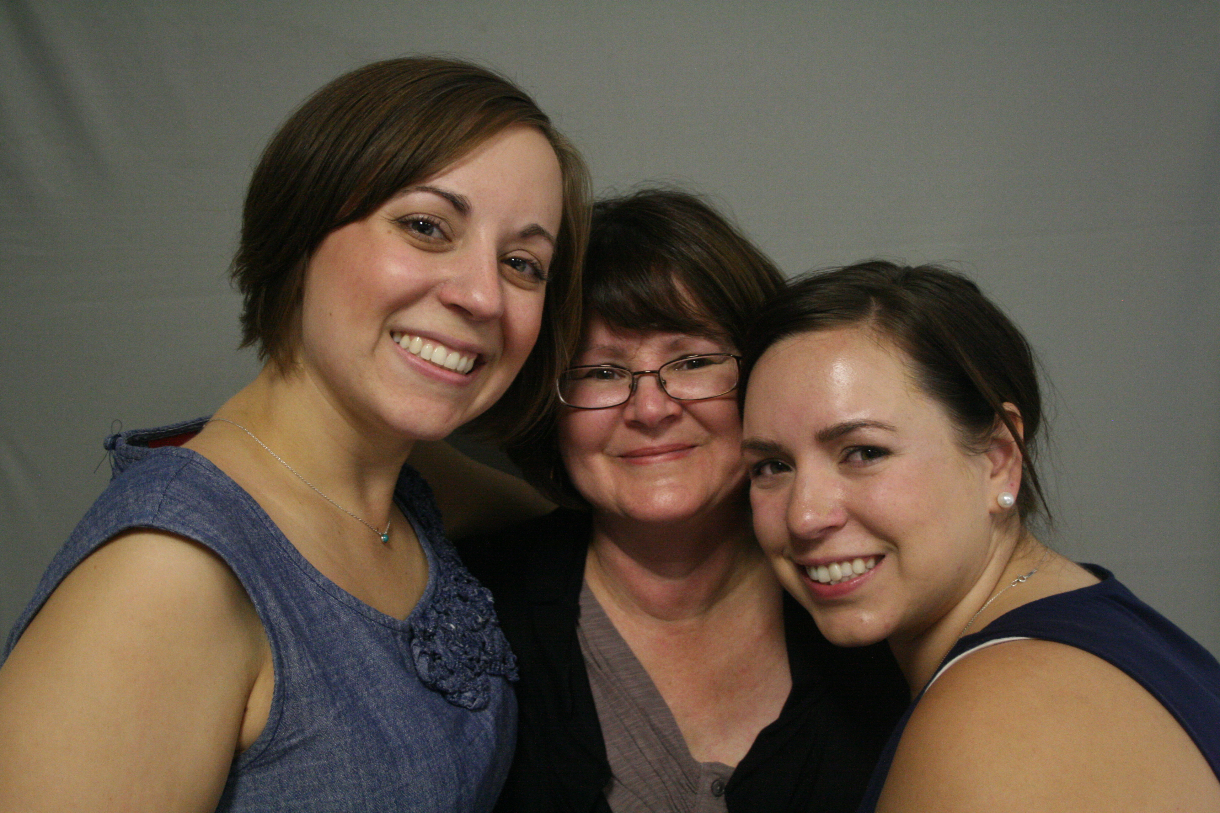 Kelly, Diane and Erin Paulini (Photo by StoryCorps)