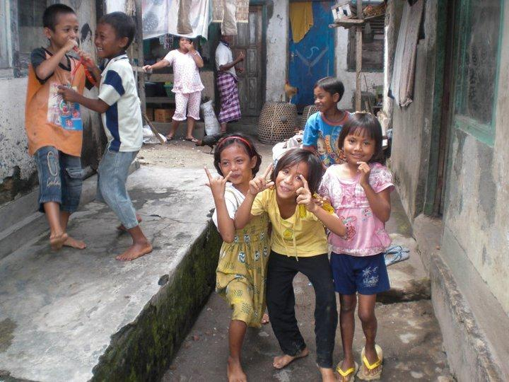 Vallera started her organization, Music for Lombok, to provide music, art and English language education to children at the orphanage. (Photo by Kat Vallera)