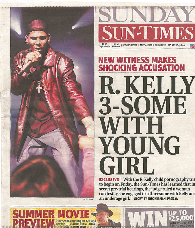 Timeline: The Life And Career Of R  Kelly | WBEZ