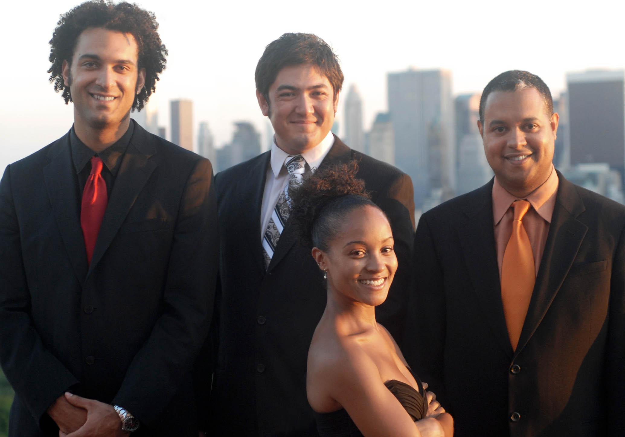 The Harlem Quartet (Courtesy of the artists)
