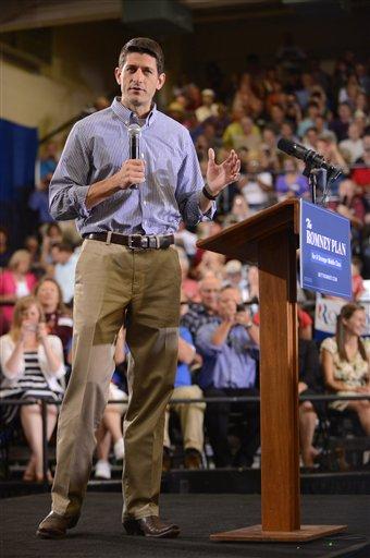 Wisconsin U.S. Rep. Paul Ryan (AP/file)