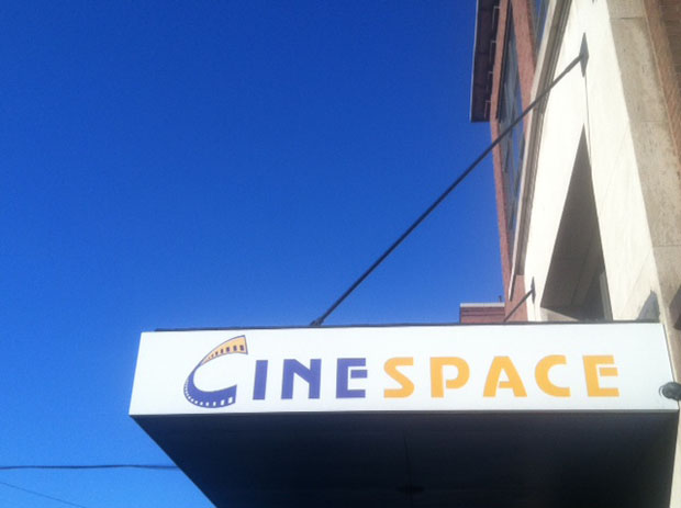 Cinespace Chicago Film Studios. The state of Illinois ponied up $5 million to turn an old steel plant into a huge soundstage facility. (WBEZ/Alison Cuddy)