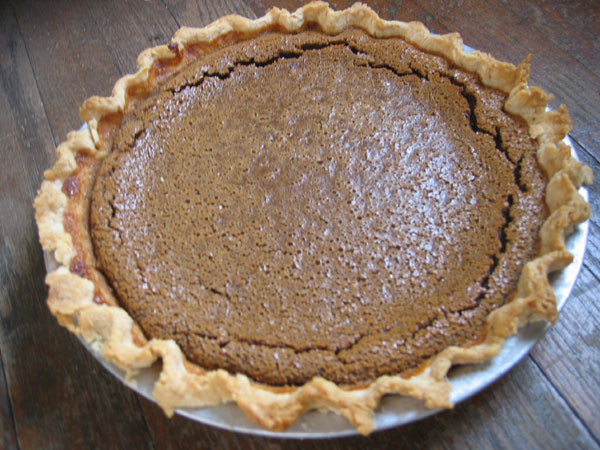 Bean pie (Greater Midwest Foodways/Catherine Lambrecht)