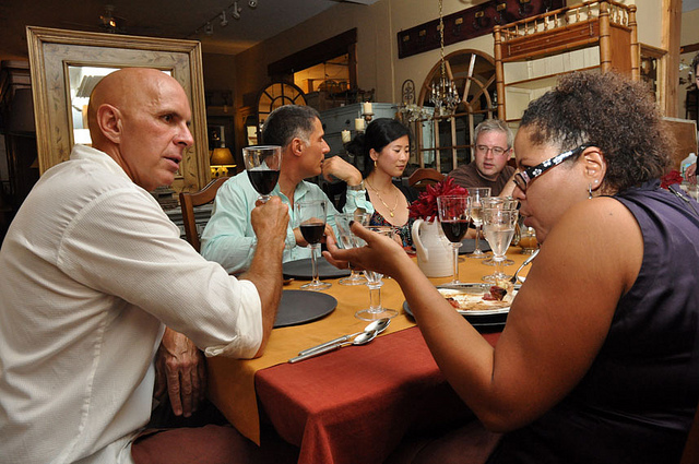 The Pitfalls of Politics At Holiday Dinner -- And How to Handle Them (/Didriks)