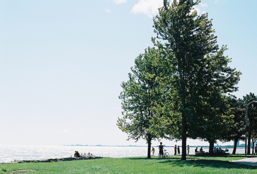 A summer's day on Promontory Point. (Flickr/Dottie B)
